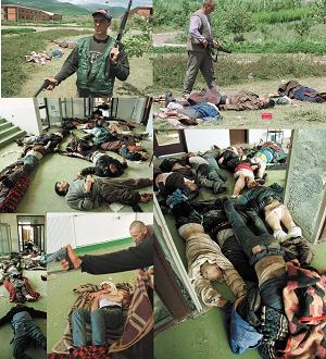 Askush si Hashim Thaçi me shokë nuk është tallur me viktimat e krimeve serbe në Kosovë