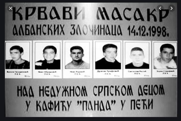 Koha kur shteti serb i vriste serbët për t'ua mveshur krimin shqiptarëve