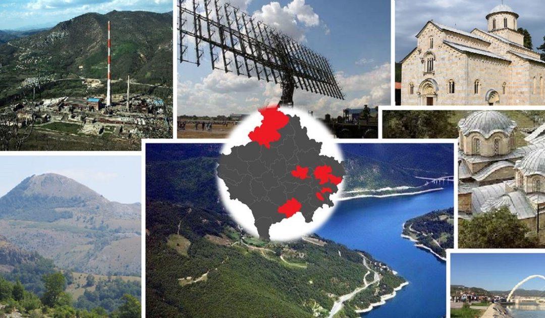 Synimet strategjike të Serbisë në Kosovë