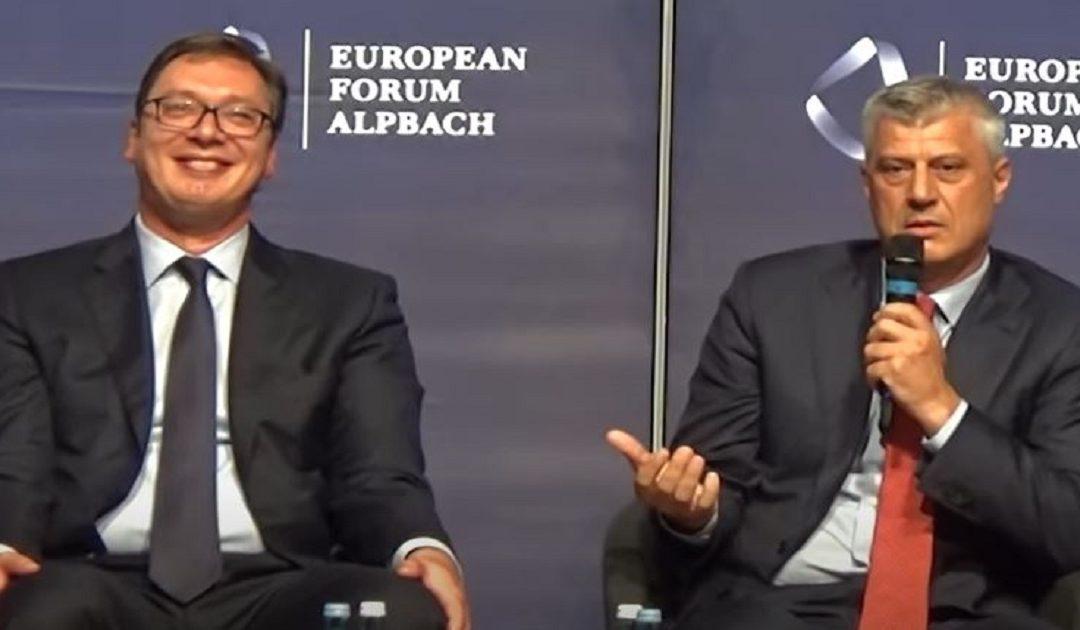 Në negociatat me Serbinë rreziku kryesor për Kosovën e ka emrin Hashim Thaçi