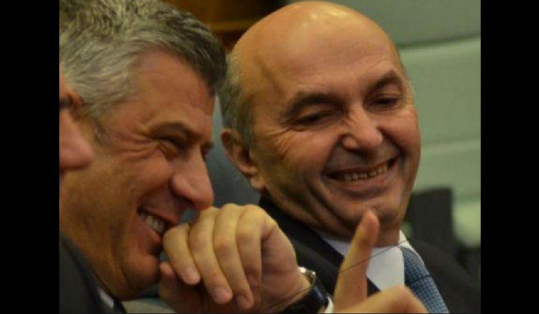 Prontomafia dhe Serbia e mundën, përkohësisht, Kosovën