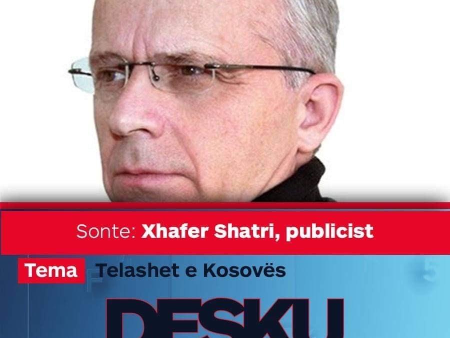 Sonte në DESKU, Xhafer Shatri