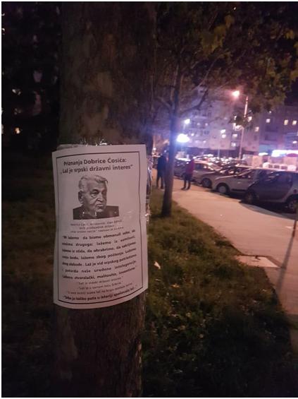 """Dobrica Qosiq: """"Rrena është interes shtetëror serb"""""""