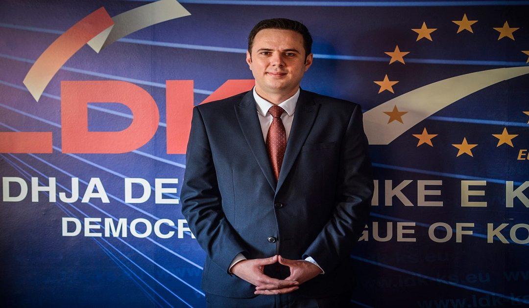 Këndellja e LDK-së e ndihmon shumë këndelljen e Kosovës