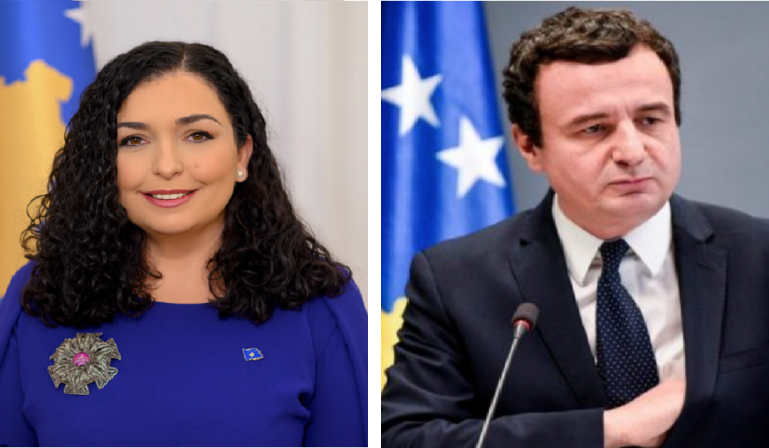 Negociatat me Serbine dhe tallavamediet e Kosoves